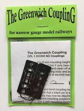 Greenwich Kupplungen Couplings H0e 009