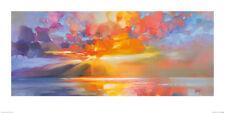 Scott Naismith (Arran Equinox) Art Print PPR41210 ART PRINT  50 x 100cm