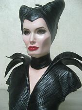 LIFE SIZE STATUE HALF SCALE FIGURE ,BUST.MALEFICENT.
