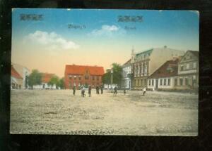 AK Rynek 1926 Zbaszyn