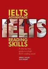 IELTS Advantage: Reading Skills by Jon Wright, Jeremy Taylor (Paperback, 2012)