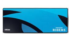Krom - Alfombrilla Gaming KROM Movistar Riders XL - Alfombrillas