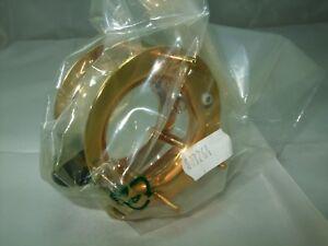 ABU AMBASSADEUR 4600 CDL FRAME / CAGE UNUSED PART GOLD PLATED