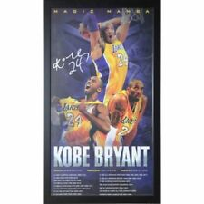 Kobe Bryant Basketball Memorabilia