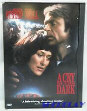 A CRY IN THE DARK  DVD  MERYL STREEP MOTHER ACCUSED OF HER DAUGHTER'S DEATH