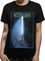 Star Wars Return Of The Jedi Poster T Shirt Official NEW S M L XL