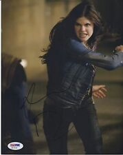 ALEXANDRA DADDARIO SIGNED 'PERCY JACKSON' 8X10 PHOTO ANNABETH PSA/DNA COA