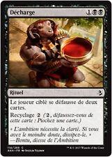 MTG Magic AKH - (x4) Unburden/Décharge, French/VF