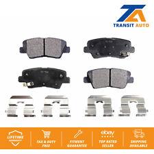Rear Ceramic Brake Pads For Hyundai Kia Elantra Optima Soul Sonata Accent Forte