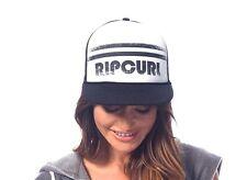 NEW RIP CURL SURF FLASHBACK TRUCKER SNAP BACK  HAT 1SZ BALL CAP ZY340