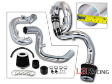 BLACK COLD AIR INDUCTION INTAKE KIT For 00-05 Toyota Echo 1.5L L4 DOHC 2 dr 4 dr