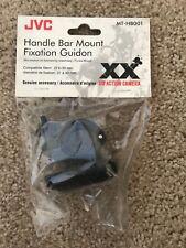 JVC handle bar mount MT-HB001 XX HD Action Camera Accessory stem 21-30 mm new