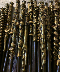 Harry Potter Inspired Handmade Wooden Wands*£2.95* EACH*BUY 5 GET 1 MORE FREE!!*