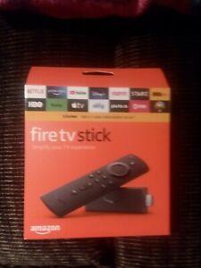 NEW Amazon Fire TV Stick w/ Alexa Voice Volume Remote Latest 2020 3rd Generation