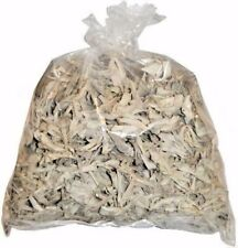 1/2 LB BULK Loose California White Sage Smudge Leaves & Clusters Cleansing 8 Oz