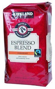 Kirkland Signature Espresso Blend, 907g/32oz {Imported from Canada}