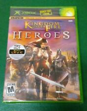 Brand New Kingdom Under Fire: Heroes (Microsoft Xbox, 2005)