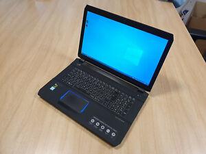 """Medion Erazer 17.3"""" Intel i5-6300HQ, GTX 1060 6GB, 16GB RAM, 256GB SSD + 1TB HDD"""