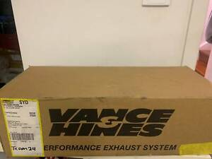Vance and Hines Eliminator Performance Exhaust System (new in box)