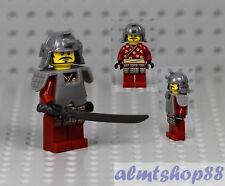 LEGO Series 3 - Samurai Warrior 8803 Collectible Minifigure Shogun Fighter CMF