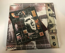 Elvis Presley Puzzle Classic The King Re-Design of lthe Springbok 1000 Piece