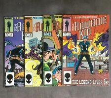 The Rawhide Kid 1-4 (1985) Marvel Comics