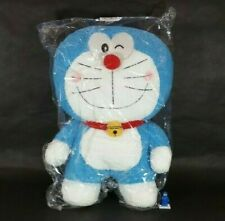 "Doraemon Jumbo 20"" Plush Japan Import Nwt"