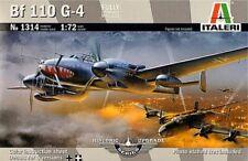 Italeri 1/72 Bf 110 G-4 # 1314
