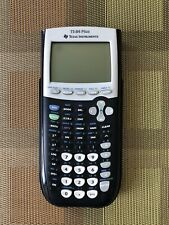 Texas Instruments TI-84 Plus Graphing Calculator/Slightly Used