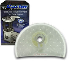 Carter Fuel Pump Strainer for 2000-2005 Mitsubishi Eclipse 2.4L L4 3.0L V6 - dr