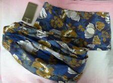 Zimmerli mens fine cotton pyjama bottoms XL lounge pants NEW swiss Liberty print