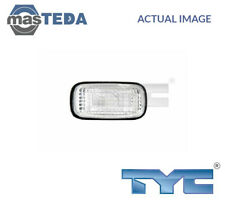 TYC LATERAL INSTALLATION LEFT RIGHT INDICATOR LIGHT BLINKER LAMP 18-3501211 I