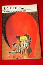 LE DESTIN DES TEMPEST E.C.R. LORAC 1975