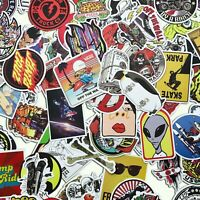 100 Streetwear Skateboard Stickers Laptop Luggage Decals Dope Sticker Lot