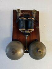 Ancienne sonnette  de téléphone