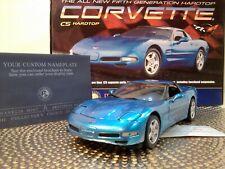New ListingFranklin Mint 1999 C5 Corvette.1:24.Mib.Undispl ayed.Perfect Paint