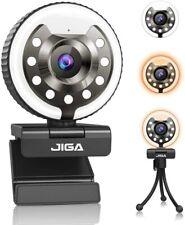Jiga Full HD Facecam Streaming Webcam