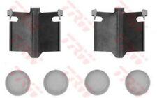 pfk263 TRW Kit accessori, PASTIGLIE FRENO asse anteriore