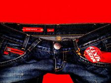 MISS SIXTY Jeans Hüftjeans Big Ty Tommy Karen w26 l34 W 26 L 34 article neuf!!! TOP