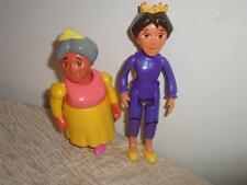 Dora Figures Castle Grandma Abuela Mama Figure Lot