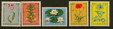 NETHERLANDS : 1960 Cultural & Social Relief Fund set  SG893-7 unmounted mint