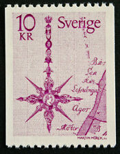 Timbre SUÈDE / Stamp SWEDEN Yvert et Tellier n°1019 n** (cyn9)