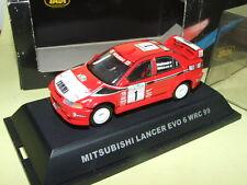 MITSUBISHI LANCER EVO 6 WRC NEW ZELANDE 1999 MAKINEN JADI