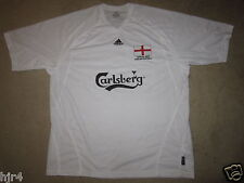 Carlsberg Beer World Cup Soccer Football Jersey Shirt L Large mens