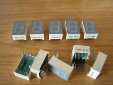 IMO 7 SEGMENT DISPLAY 7 S ARB05 19 mm x 12 mm 10 pieces OM0231