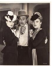 "Minna Gombell/Ellen Drew/Adelphe Menjou ""Man Alive"" 1945 Vintage Movie Still"