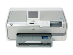 HP Photosmart D7460 Digital Photo Inkjet Printer Ink Manuals Power Supply