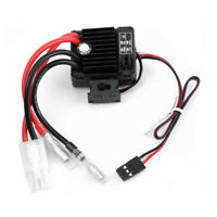 Pro 1:10 Waterproof Brushed 60A Electronic Speed Controller ESC 4WD RC Car Buggy