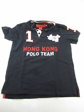 SHANGHAI TANG Hong Kong Polo Team A6 lightly worn KIDS Size for 2 or 3 year old