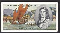 SMITH - FAMOUS EXPLORERS - #3 WILLIAM DAMPIER